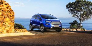 Thông số kỹ thuật Ford Ecosport 2018