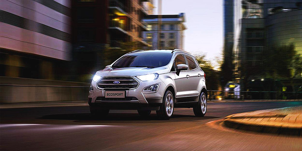 Tổng thể Ford Ecosport
