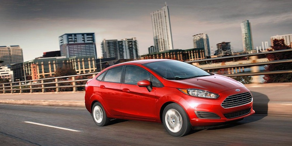 Ford Fiesta 2018 trẻ trung, thể thao