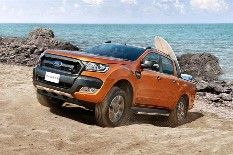 ford ranger avatar