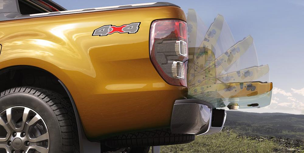 ford ranger ngoại thất 4