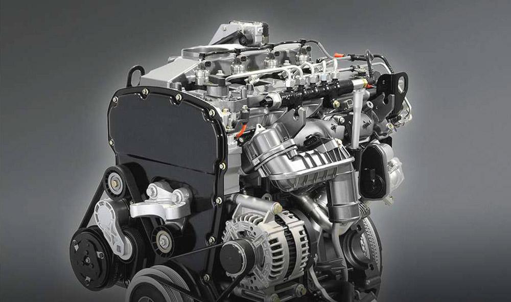 Động cơ Ford Transit