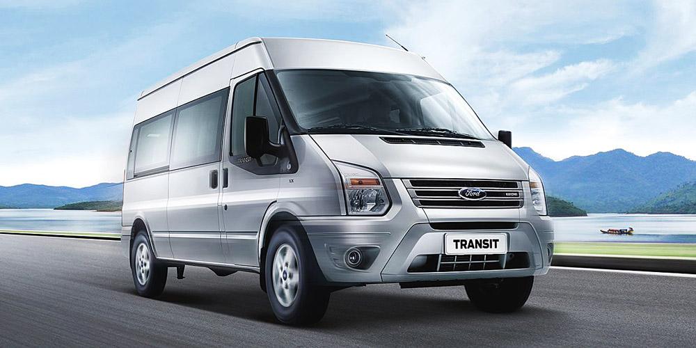 Ford Transit tổng quan