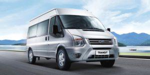 Thông số kỹ thuật Ford Transit
