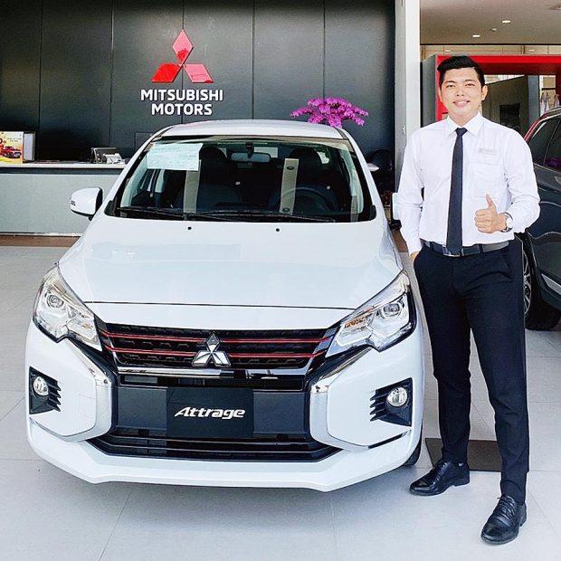 Chuyên viên tư vấn Mitsubishi Cần Thơ - Tuấn Lên