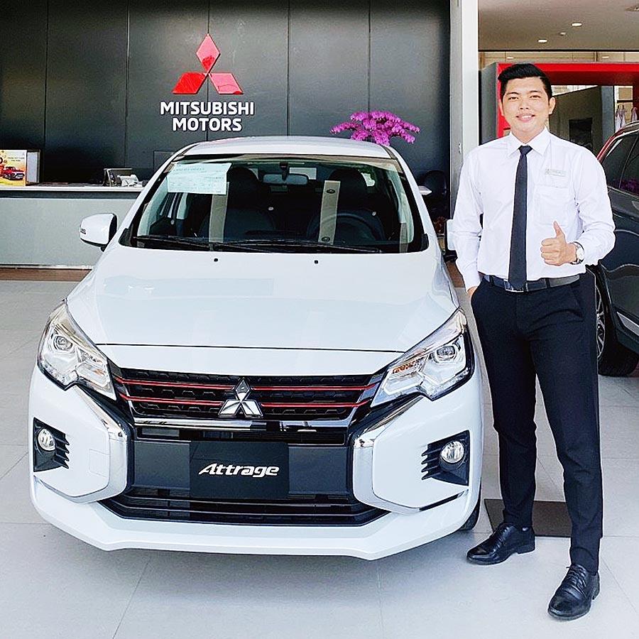 Chuyên viên tư vấn ô tô Mitsubishi Cần Thơ