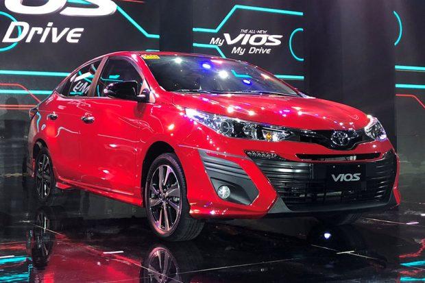 Doanh số Toyota tăng trưởng mạnh