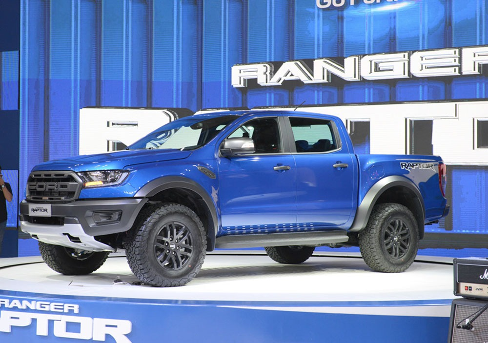 ford ranger raptor 5