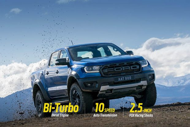 ford ranger raptor new avatar