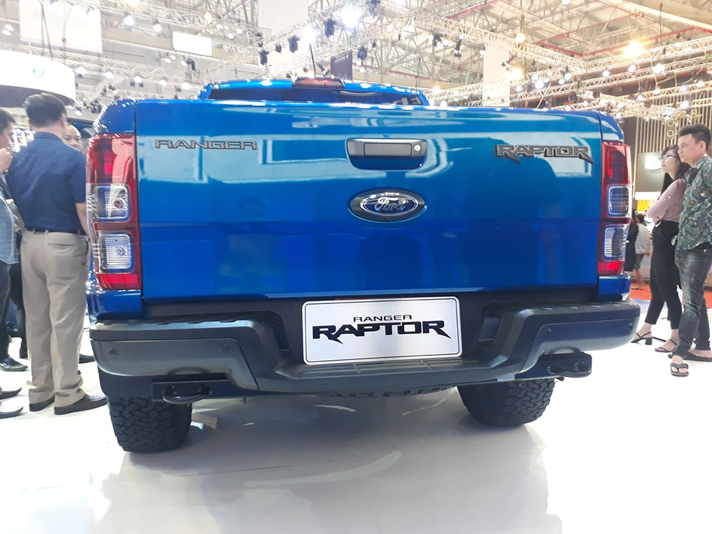 ford ranger raptor 9
