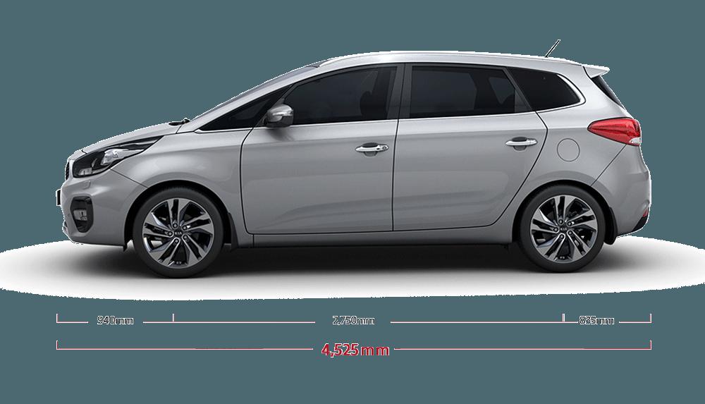 Thân xe Kia Rondo 2018
