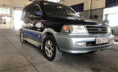 Xe cũ: Toyota Zace GL 2000 (nhập) - Xe cũ Cần Thơ