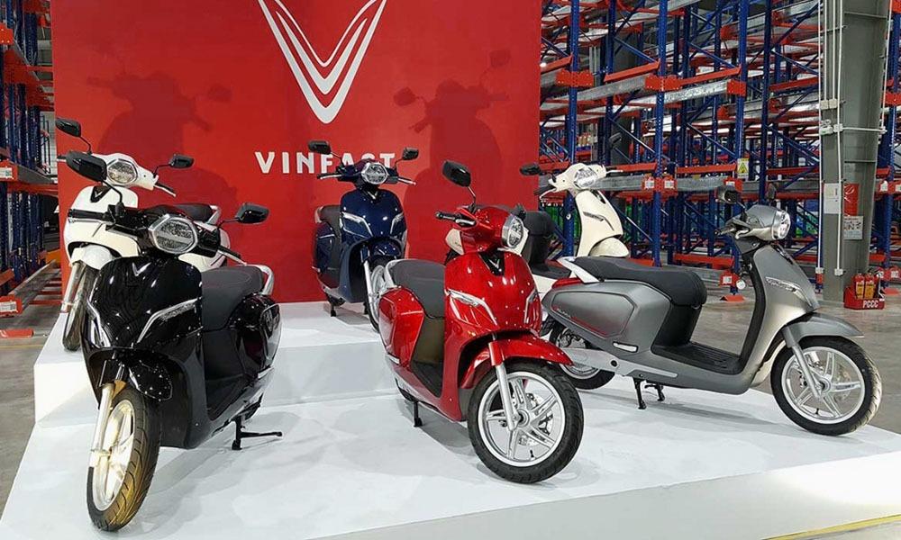Vinfast Klara ra mắt thị trường