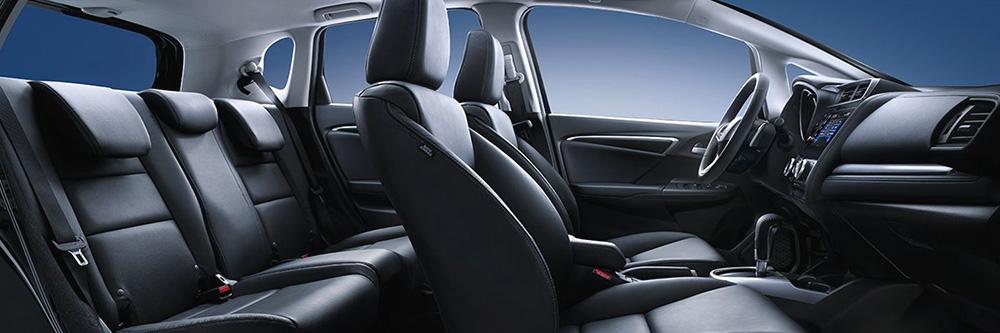 Honda Brio nội thất 2