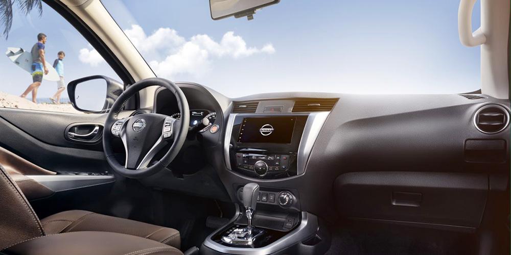 Tổng quan nội thất Nissan Terra