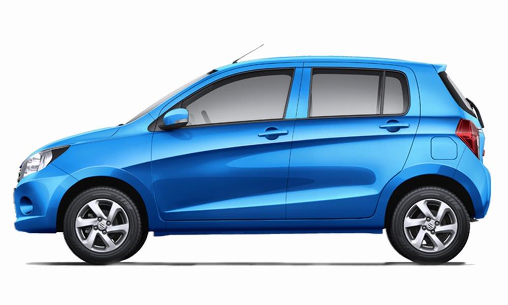 Suzuki Celerio - thân xe