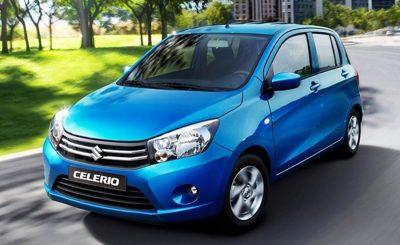 Thông số kỹ thuật Suzuki Celerio 2018