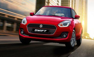 Thông số kỹ thuật Suzuki Swift