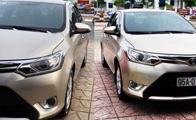 Xe Cũ Cần Thơ: Toyota Vios 2014 G - Vios Cũ
