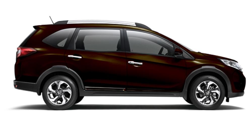 Honda BR-V nâu