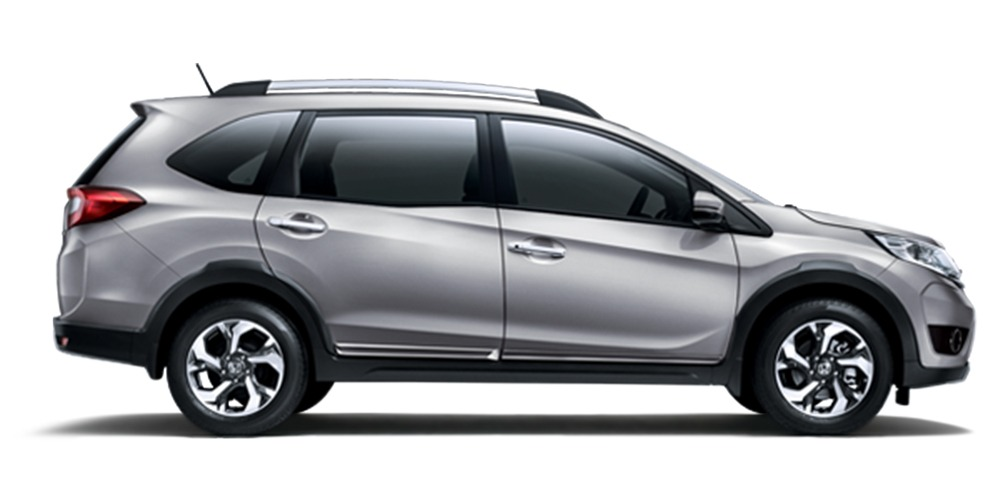 Honda BR-V bạc