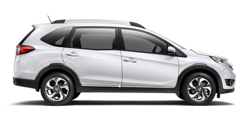 Honda BR-V trắng