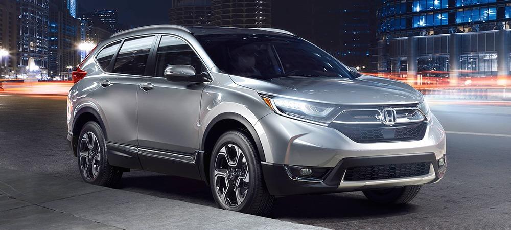 Honda CR-V - Top 10 xe bán chạy năm 2018