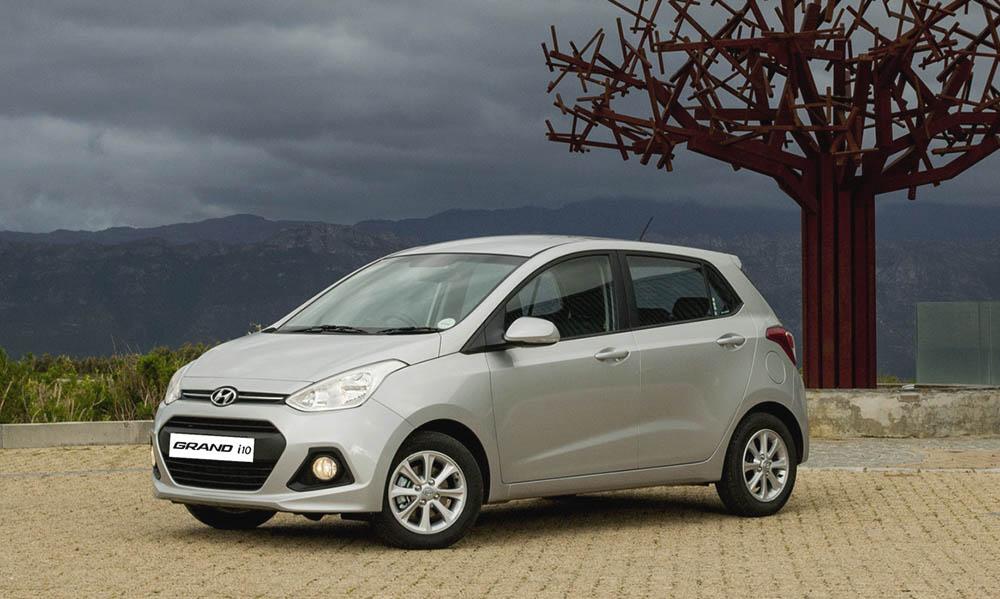 Hyundai Grand i10 - Giá xe Hyundai cập nhật tại Hyundai Tây Đô Cần Thơ