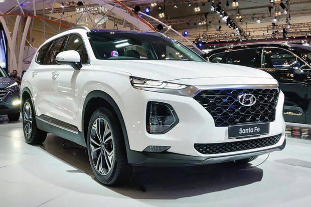 Hyundai Santa Fe cũ vs Hyunda SantaFe mới