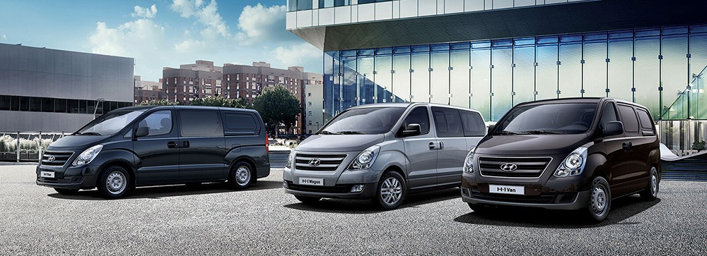 Hyundai Starex 9 chỗ 2018