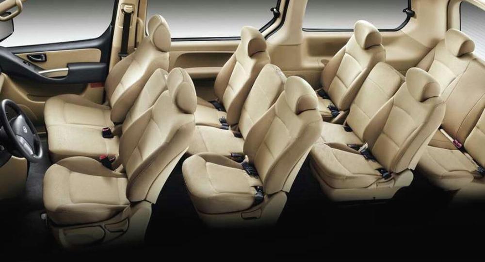 Hyundai Starex ghế ngồi