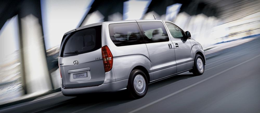 Hyundai Starex có khả năng vận hành mượt mà