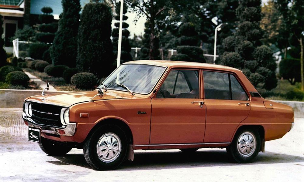 Kia Brisa 1974