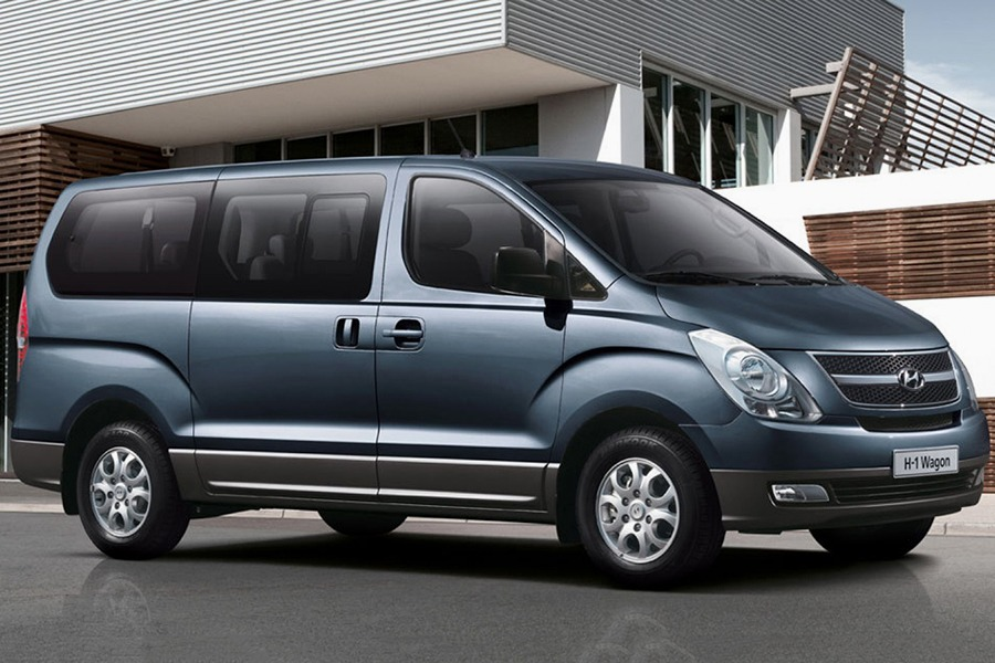 Thông số kỹ thuật Hyundai Starex