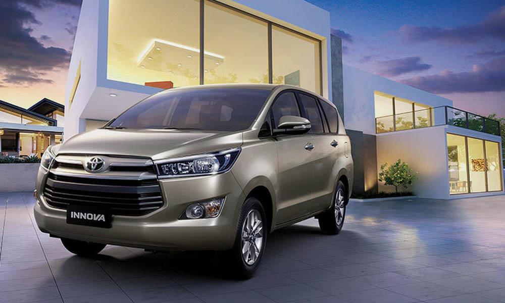 Toyota Innova - Top 10 xe bán chạy năm 2018