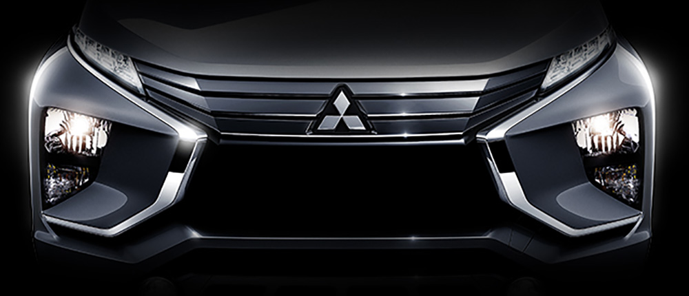 Dynamic Shield - Ngôn ngữ thiết kế của Mitsubishi Xpander