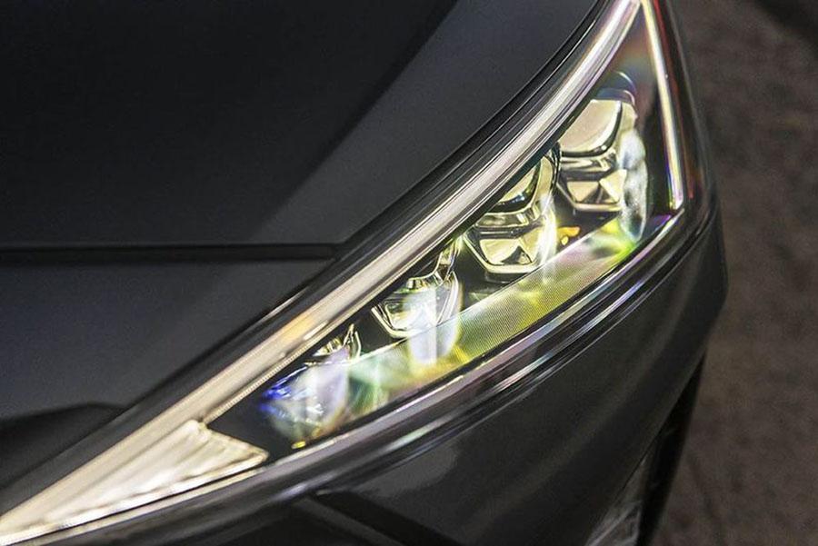 hyundai elantra 2019 cụm đèn pha