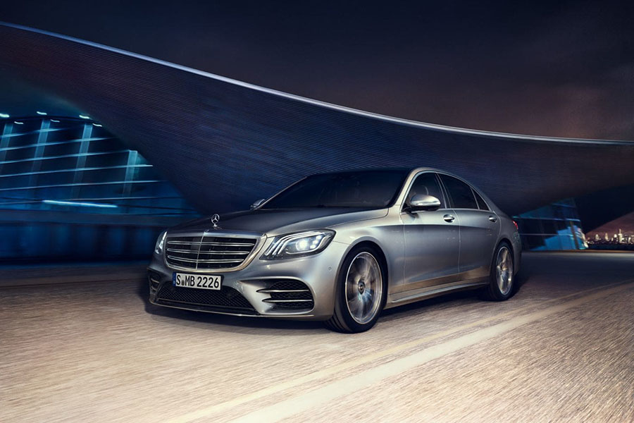 Mercedes S450L - S450L Luxury - S450 Maybach