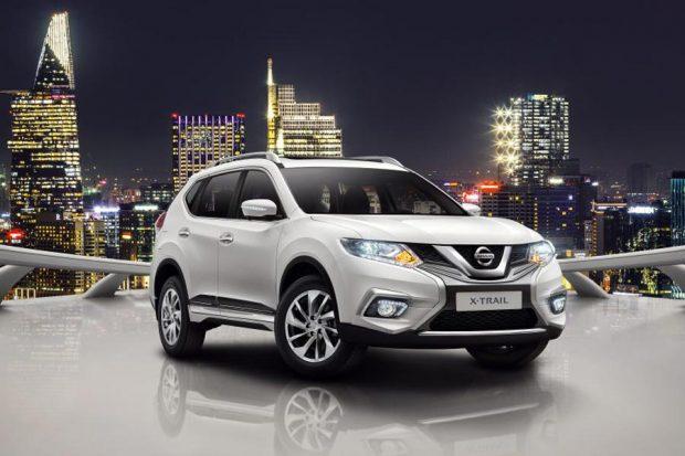 Nissan X-Trail Cần Thơ