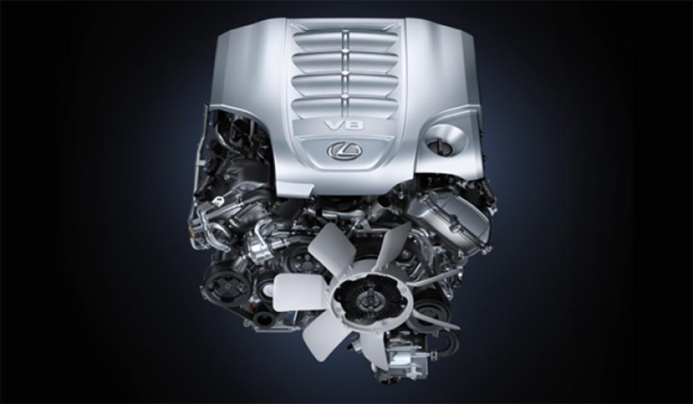 Lexus-lx570-động-cơ
