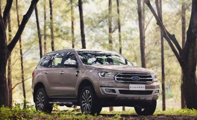 ford everest new avatar