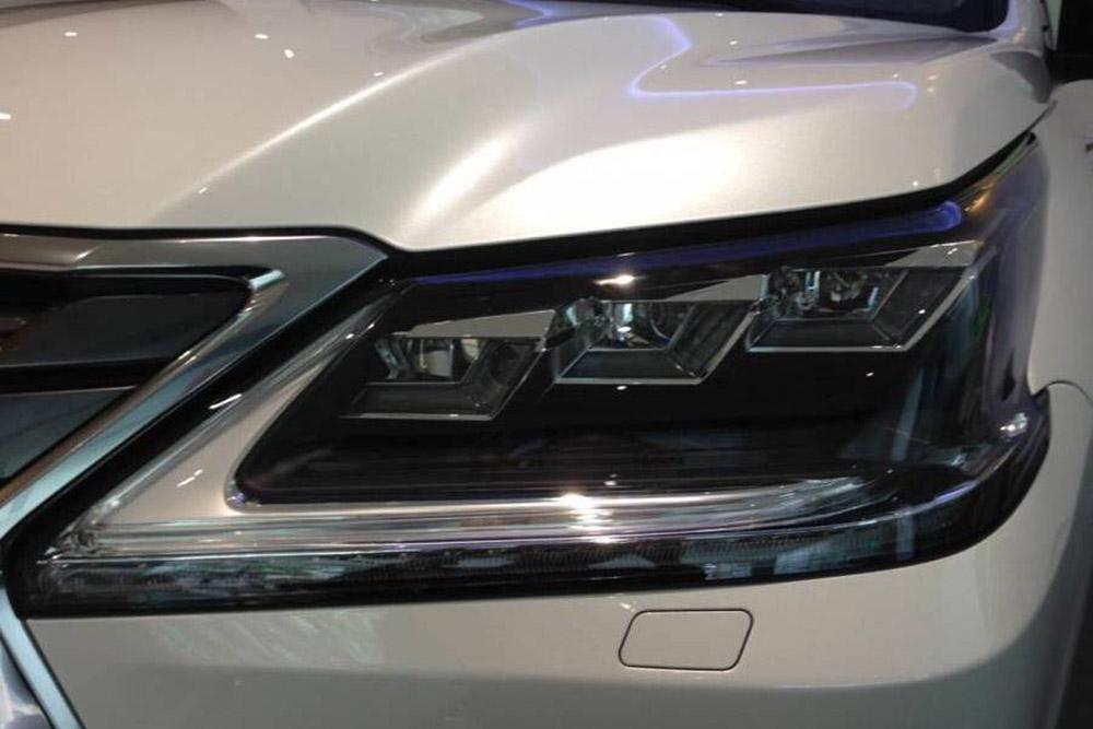 lexus lx570 cụm đèn led