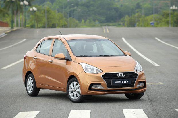 Hyundai Grand i10 Sedan Avatar