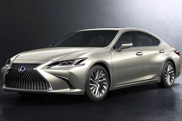 Đánh giá chi tiết Lexus ES 2019