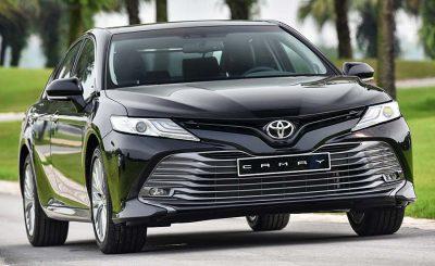 Thông số kỹ thuật Toyota Camry 2019