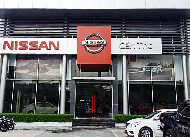 Đại lý Nissan Cần Thơ