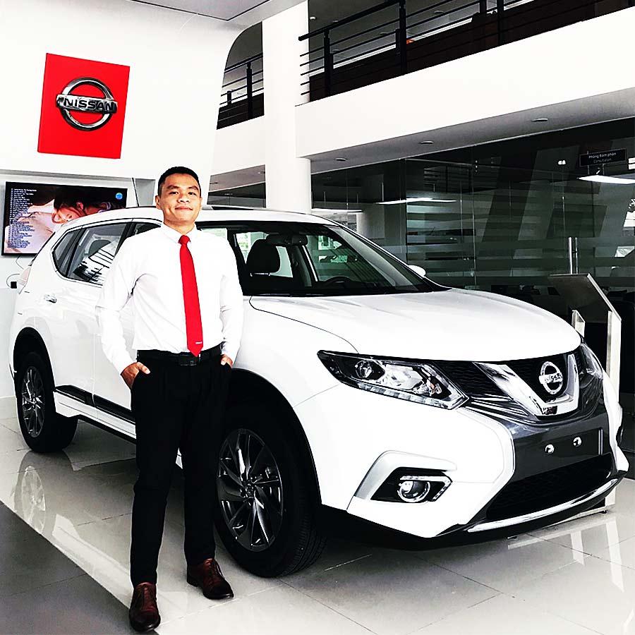 Chuyên viên tư vấn Nissan Cần Thơ
