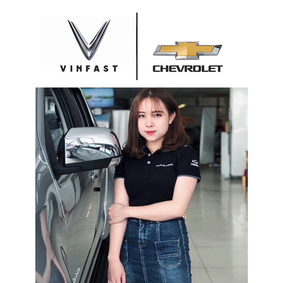 Chuyên viên tư vấn Vinfast - Chevrolet Cần Thơ