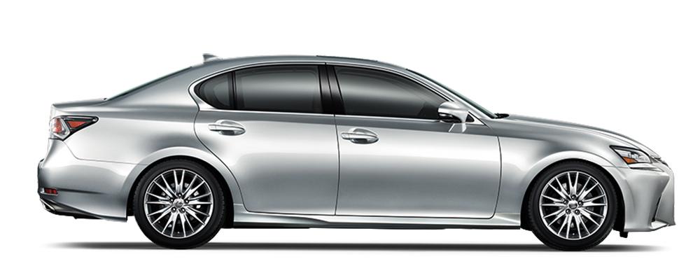 Lexus GS350 màu bạc