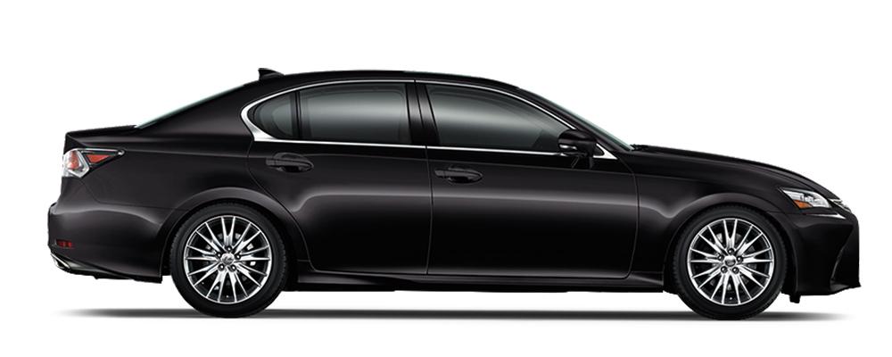 Lexus GS350 màu đen